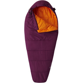 Mountain Hardwear Bozeman Adjustable Sleeping Bag Children Regular purple